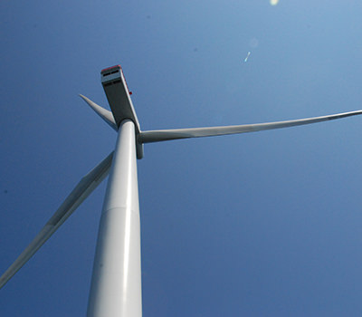 Wind turbine blades to be upgraded